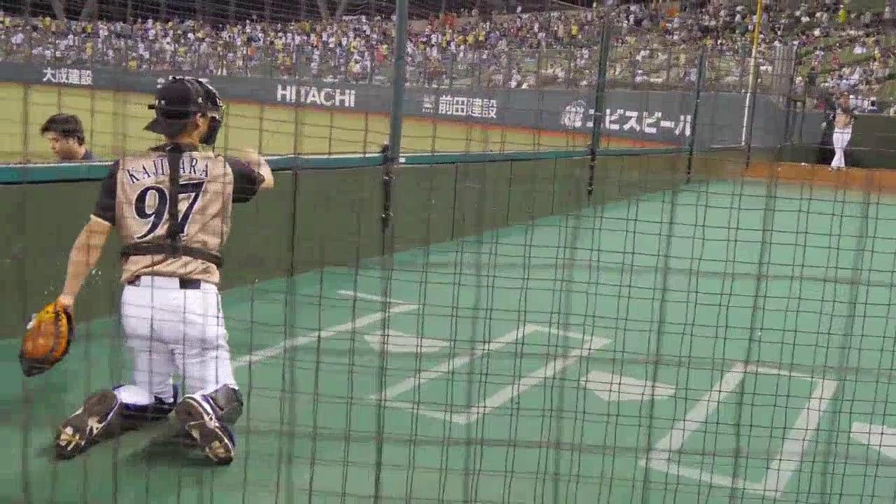 北海道日本ハムファイターズ 谷元圭介投手のブルペンでの投球練習を見る – 長さ: 3:07。