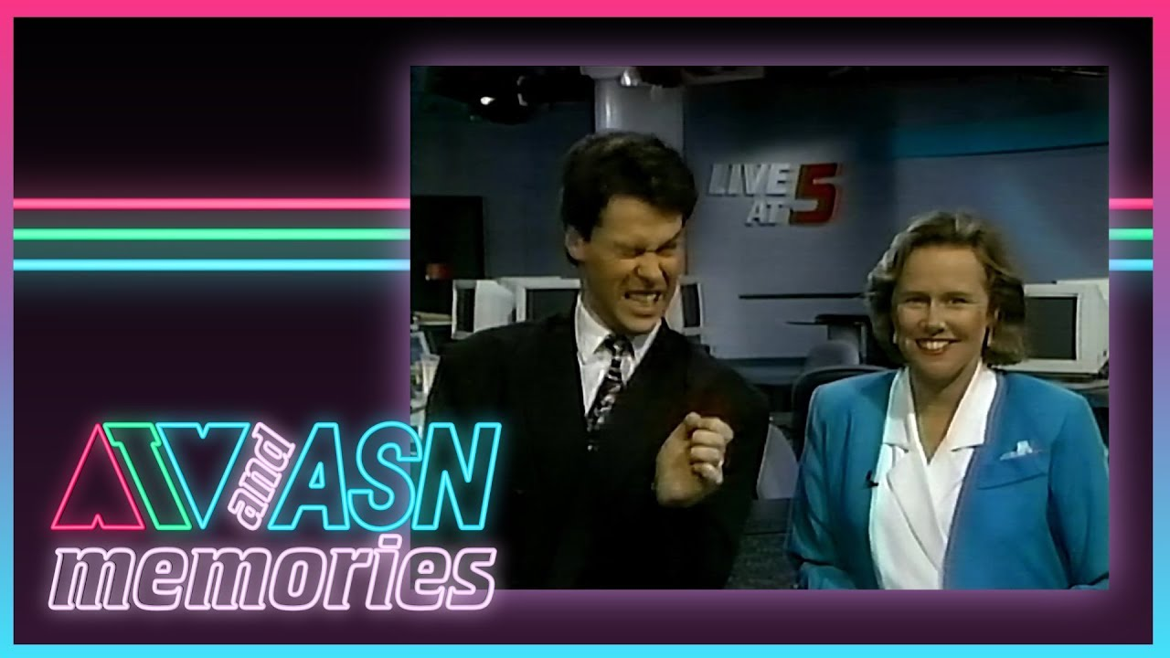 1995-06-20 – Live At 5 w Paul Mennier & Heather Proudfoot (partial) & ATV Evening News (intro only) – 長さ: 3:01。