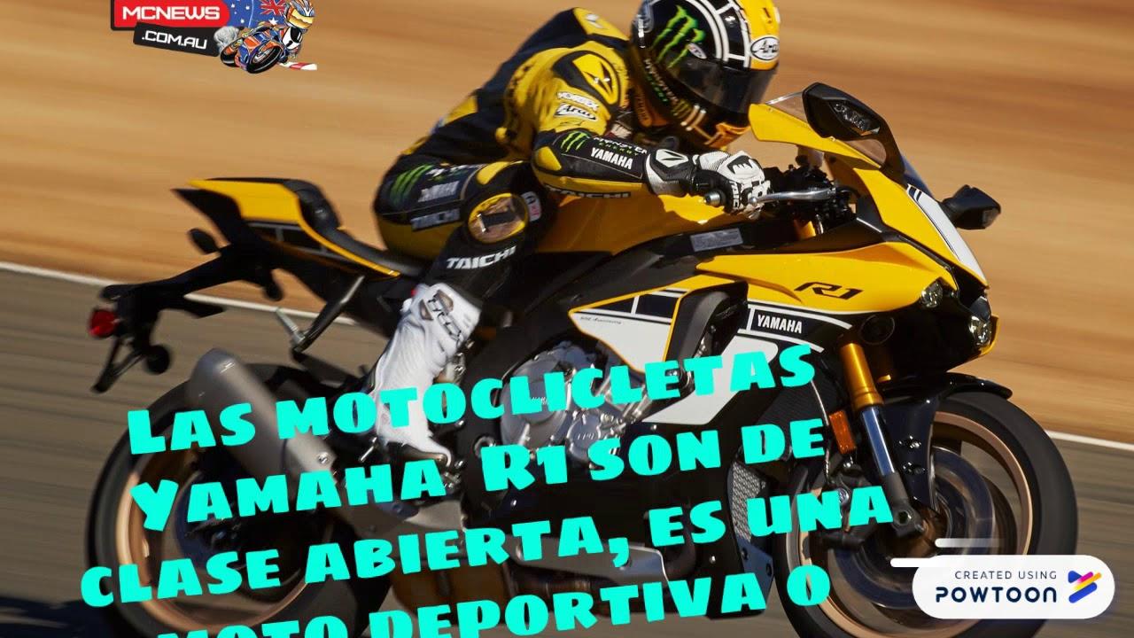 Jesús Yamaha R1 – 長さ: 2:04。