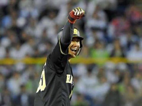 中谷が延長十二回 勝ち越し2点二塁打 – 長さ: 1:12。