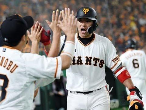 巨人炭谷が移籍1号 中日ロメロから約2年ぶり1発 – プロ野球 : 日刊スポーツ – 長さ: 0:40。