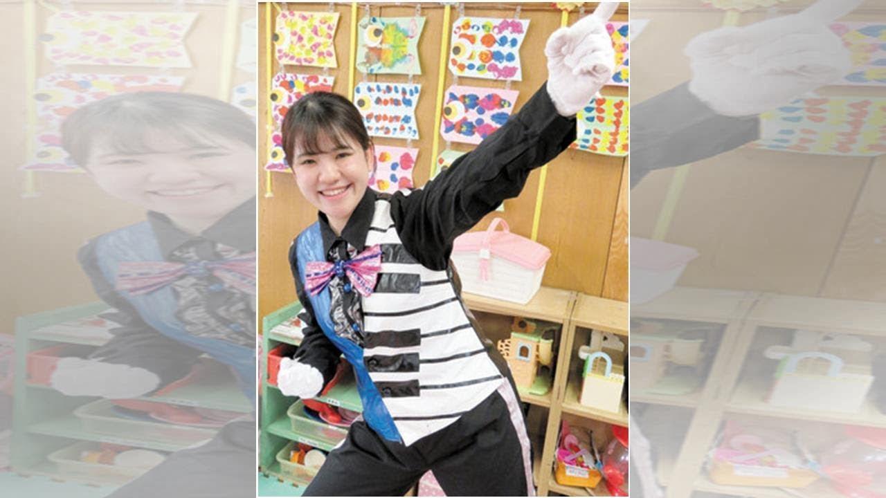 踊れる保育士を目指す 山村学園高時代にダンス日本一に輝いた三上さん、指扇保育園で奮闘「全力で踊る」 – 長さ: 2:01。