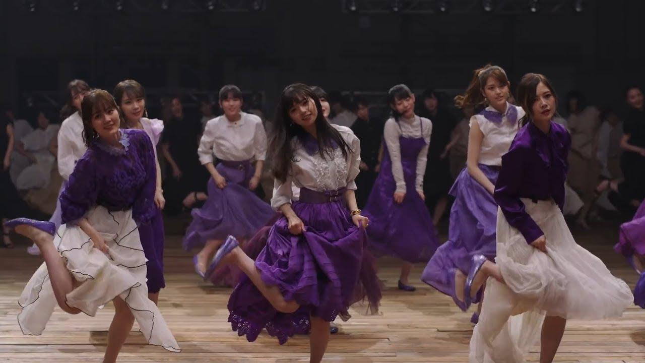 乃木坂46『Sing Out!』MV(歌詞付き) – 長さ: 5:22。