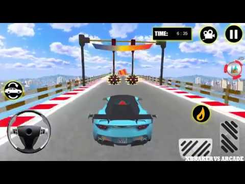 Extreme City GT Racing Car Stunts Update: New Car & New levles 21 to 24 – Android Gameplay HD – 長さ: 11:06。