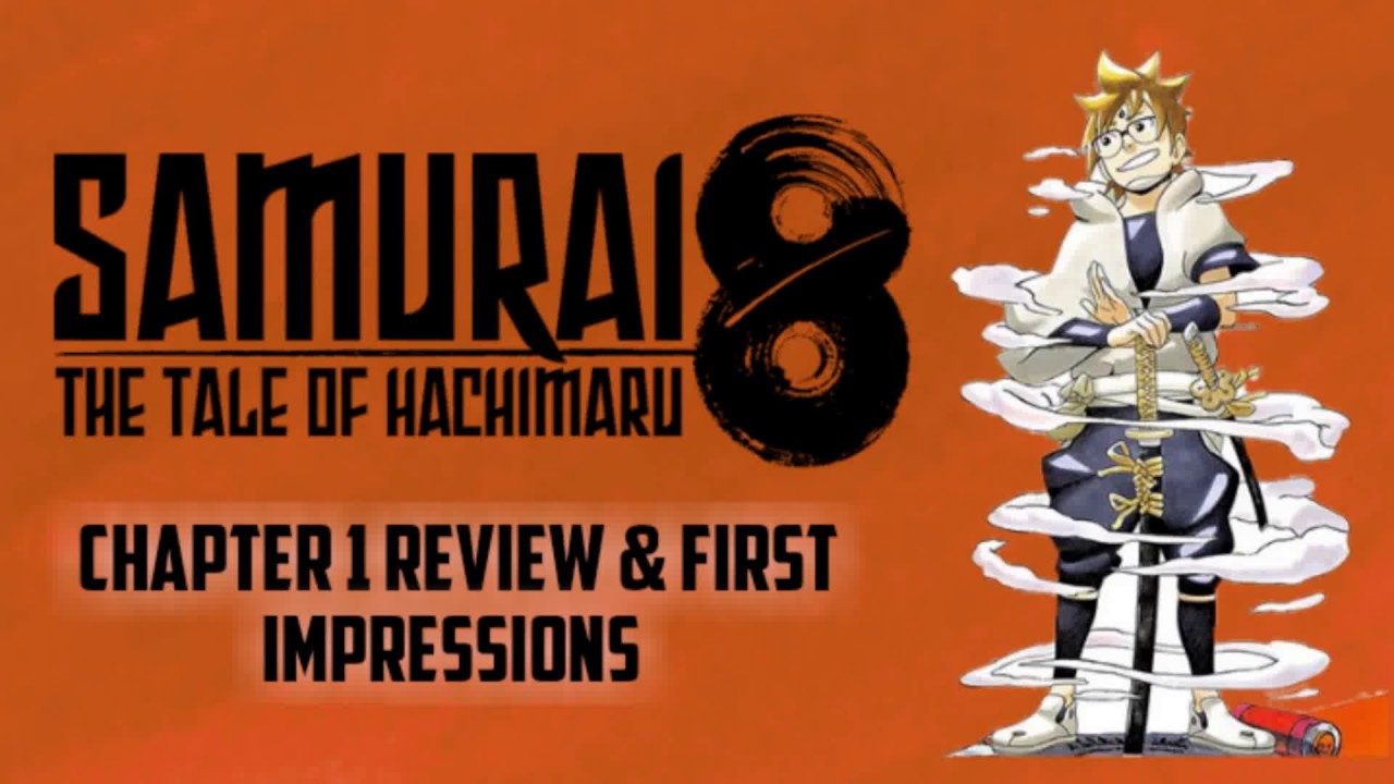 Hayataro best dog?! | Samurai 8: The Tale of Hachimaru Chapter 1 Review サムライ8 八丸伝 – 長さ: 5:59。