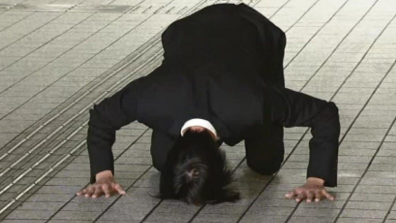 田口淳之介、スーツ姿の土下座20秒に「嘘くさい」と失笑買う – 長さ: 4:16。