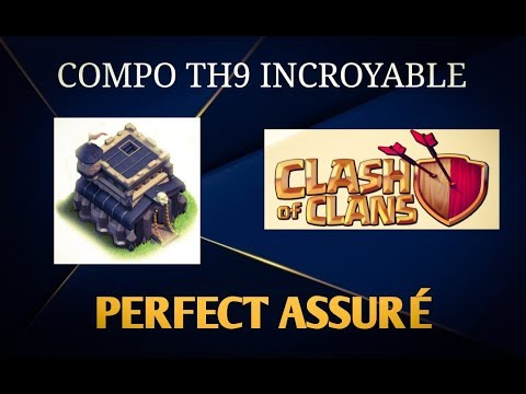 COMPO GDC TH9 INCROYABLE ! PERF ASSURE ! [CoC] – 長さ: 7:47。