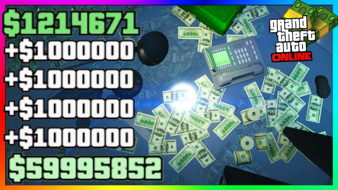 TOP *THREE* Best Ways To Make MONEY In GTA 5 Online | NEW Solo Easy Unlimited Money Guide/Method – 長さ: 14:57。