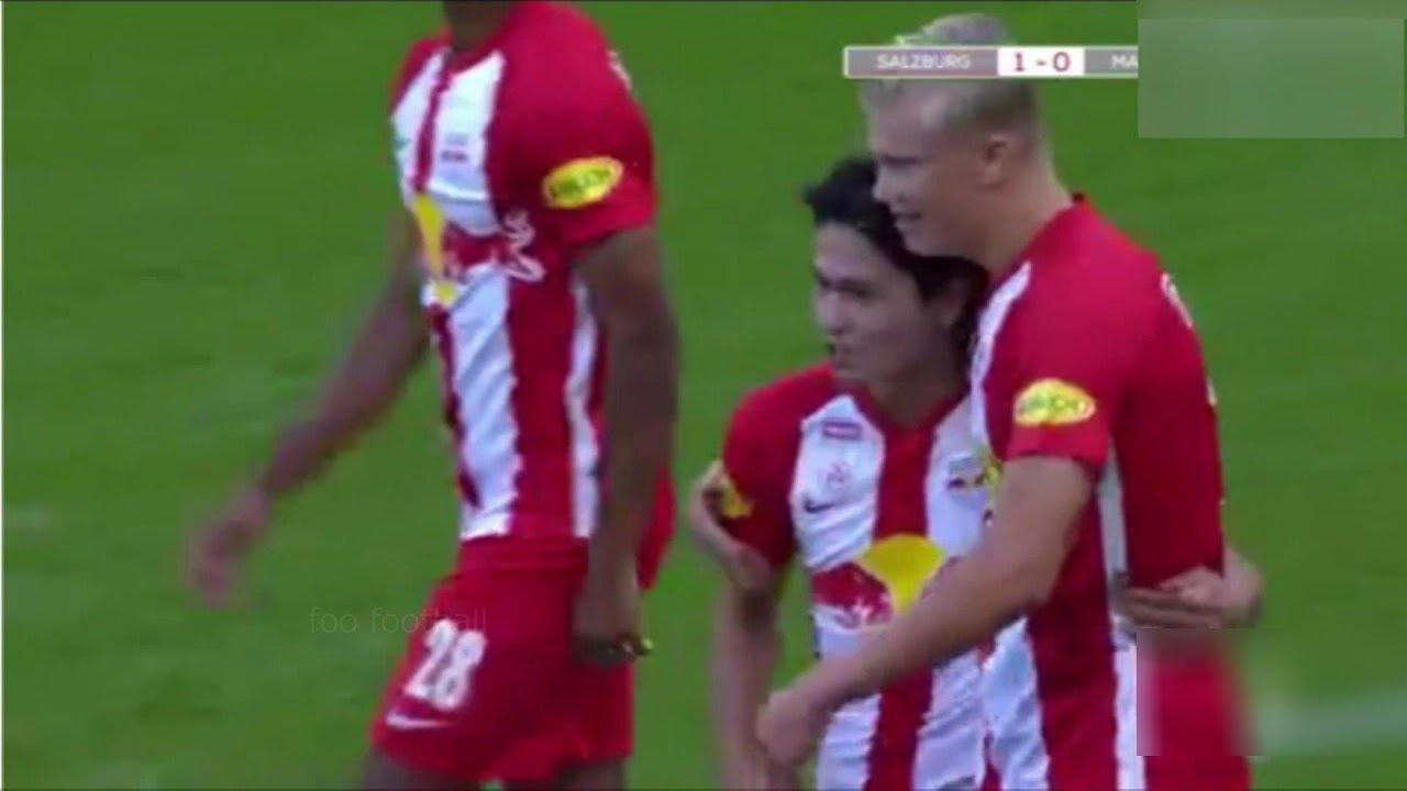南野&奥川雅也ゴール オーストリアリーグ  ザルツブルク – マッタースブルク    Austria Salzburg – Mattersburg  ALL Goal highlight – 長さ: 6:53。