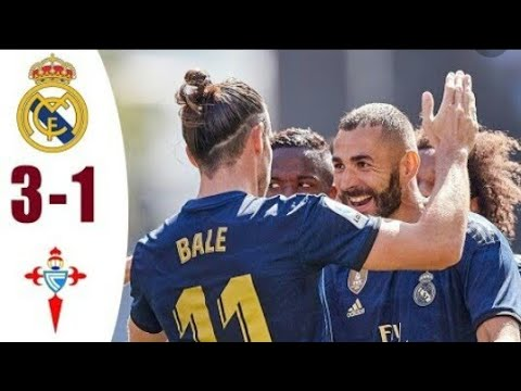 ゴールの概要レアルマドリードとセルタビーゴ3-0スパークリングカリムベンゼマ強い試合HD – 長さ: 9:58。