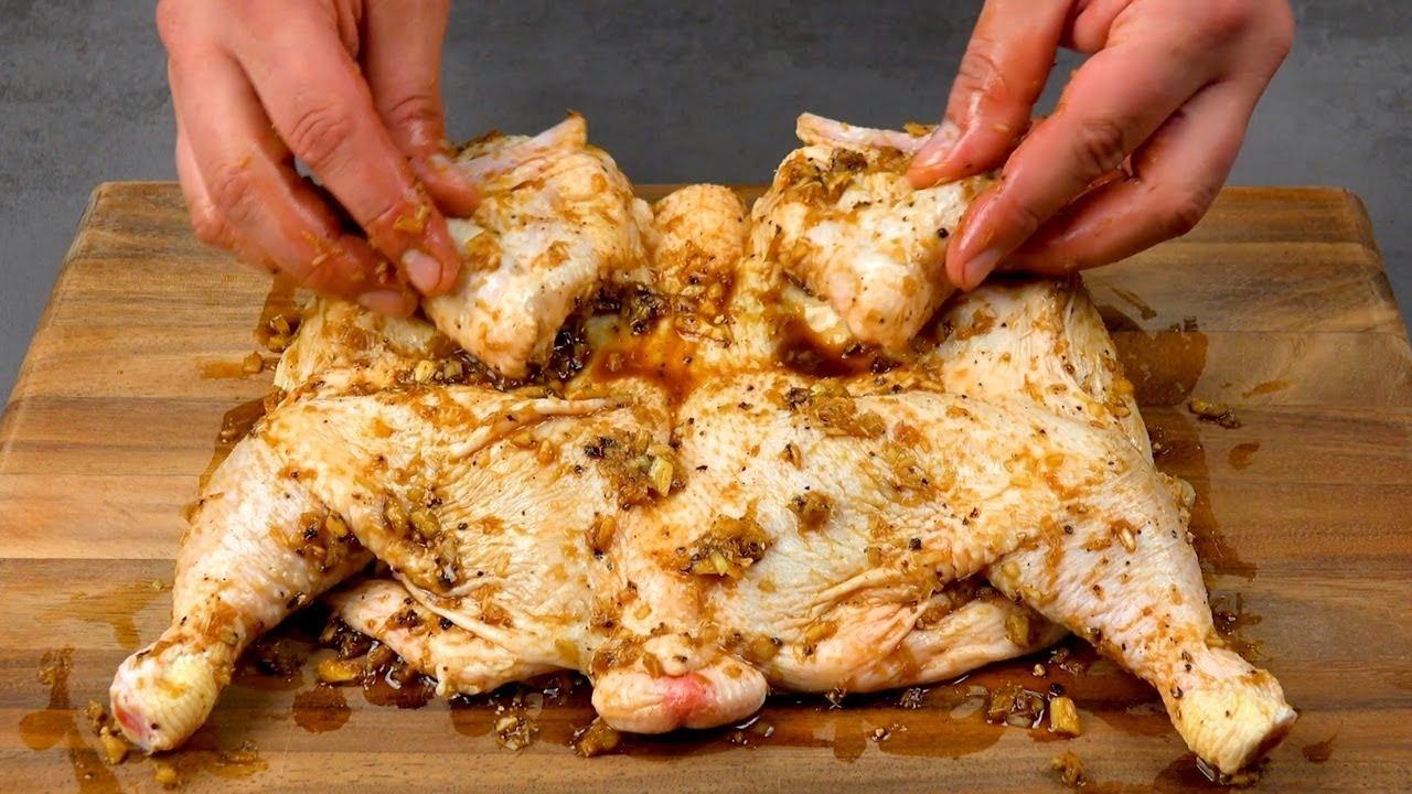 丸鶏に擦り付けてマッサージ…すると本場、タイの味 – 長さ: 3:36。
