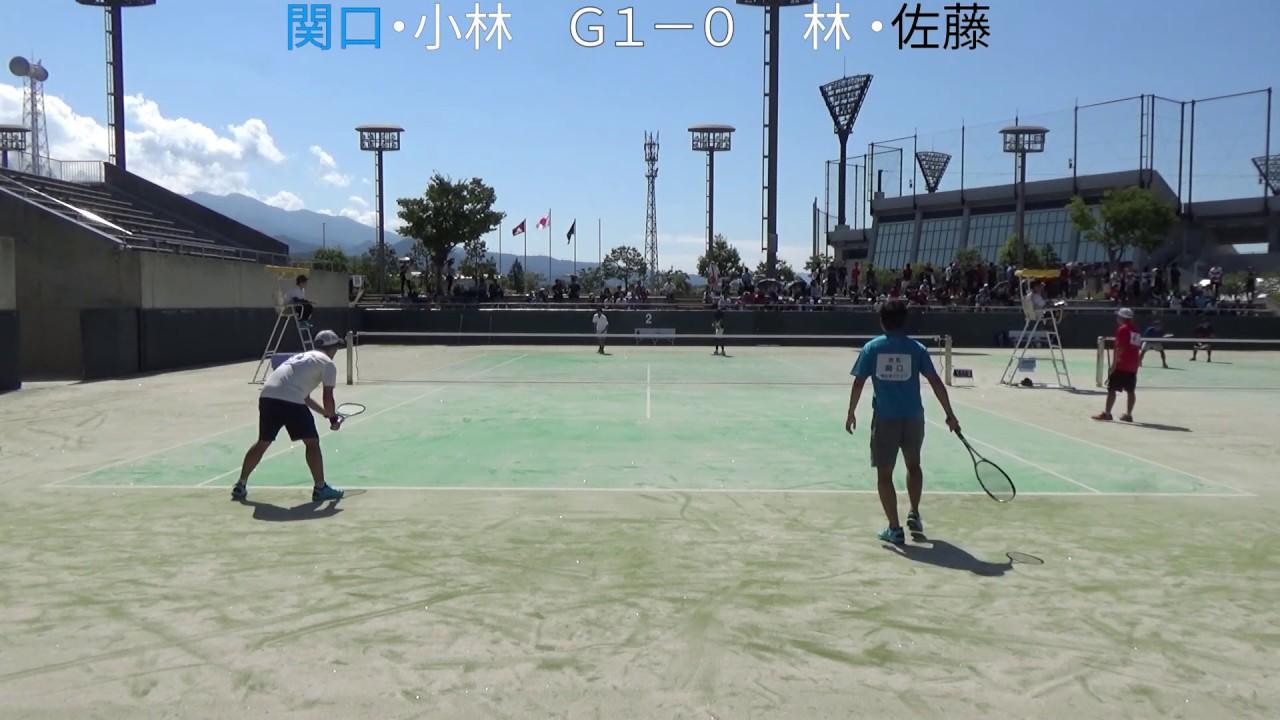 '19 全日本社会人ソフトテニス選手権大会 一般男子 5回戦 3 – 長さ: 16:43。
