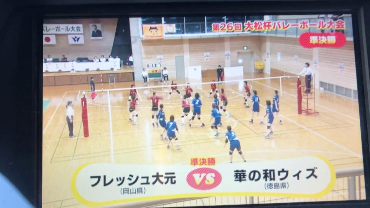 第26回 大松杯バレーボール大会 ニュース – 長さ: 1:42。