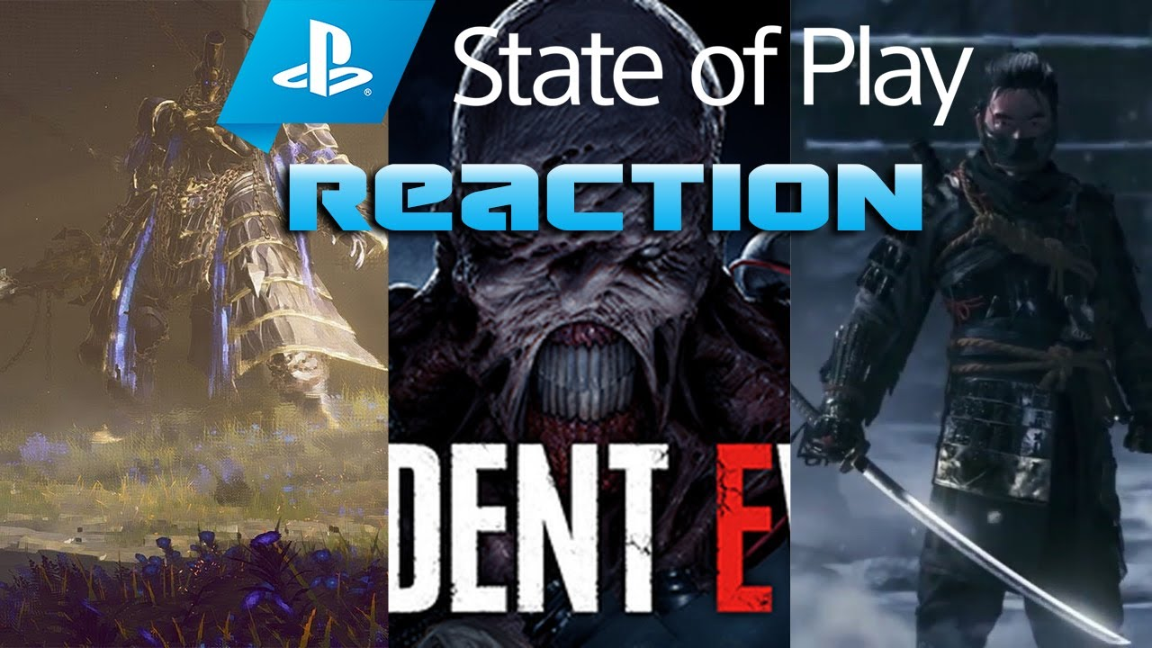 [FR/EN/ELVISH] QUIET REACTION – State Of Play December 2019 – 長さ: 7:19。