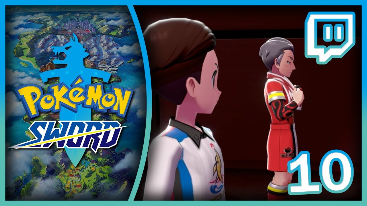 Kabu Brings The HEAT! | Let's Play Pokemon Sword (Twitch VODs) | Episode 10 – 長さ: 1:00:45。