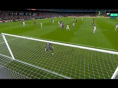 リオネル・メッシ ゴール vs マジョルカ   Messi Gol vs Mallorca – 長さ: 0:28。