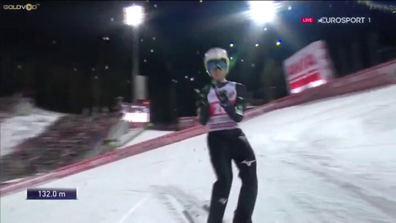 Yukiya Satō/佐藤 幸椰 – 132m Nizgny Tagil 2019 WINNER – 長さ: 0:53。