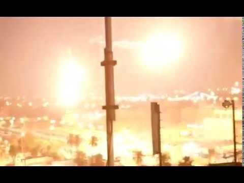 【速報映像】米軍がイラクの米大使館に到着する 2020年1月1日(現地) – 長さ: 0:36。