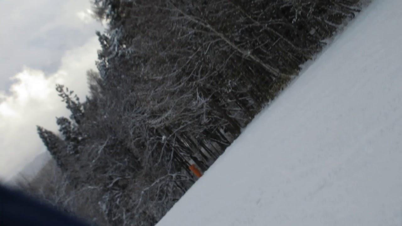 【スキー】飯綱高原スキー場で滑ってみた – 長さ: 2:11。