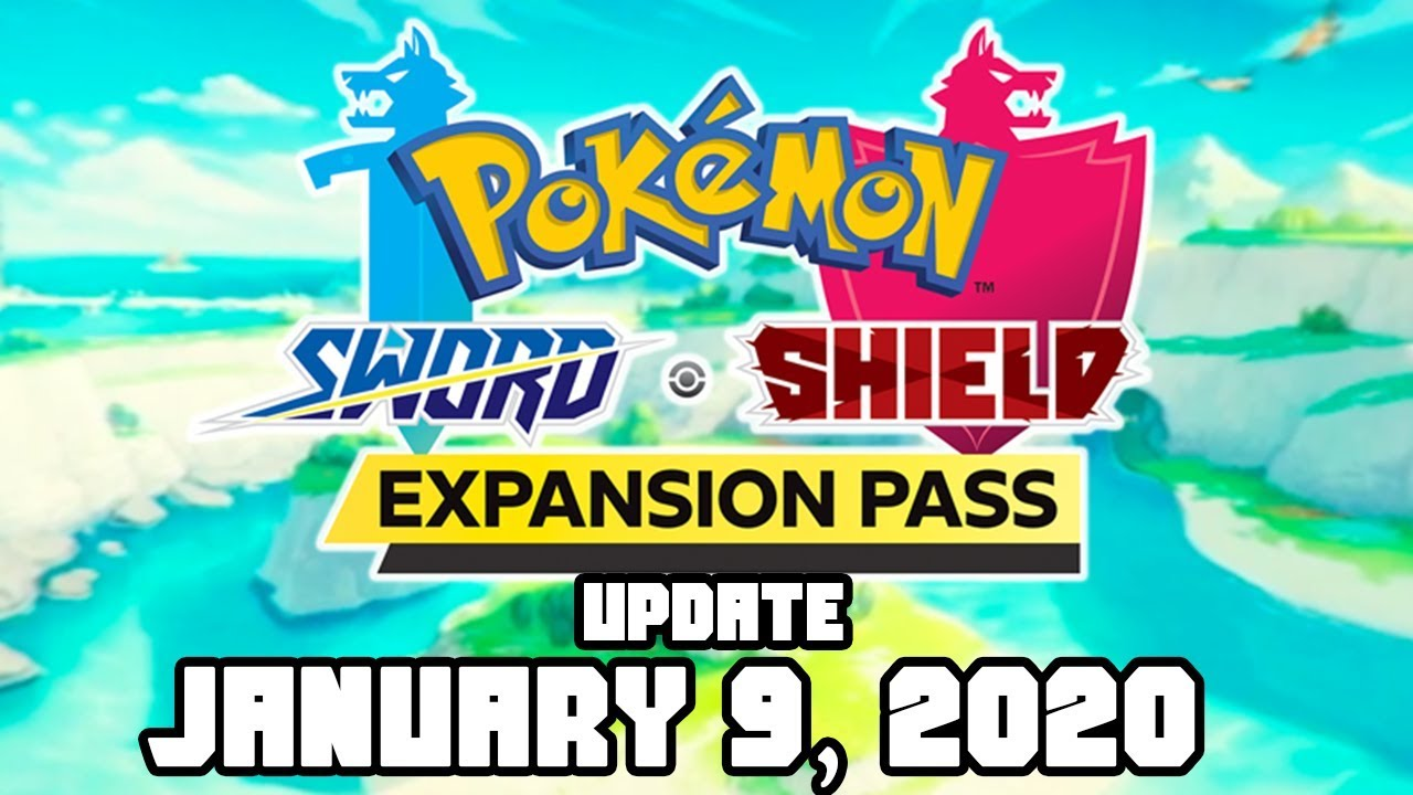 Pokémon Sword and Shield 2020 DLC New Update – January 9, 2020 – 長さ: 10:03。
