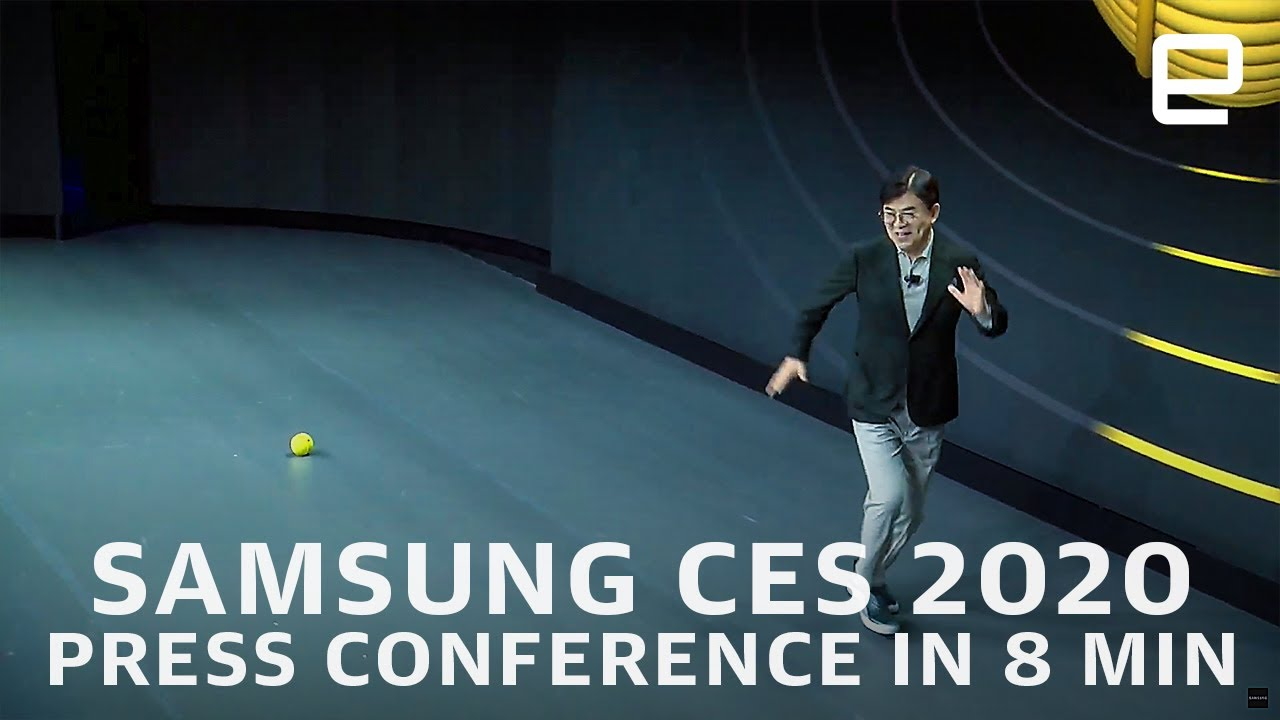 Samsung at CES 2020 in 7 minutes – 長さ: 7:34。