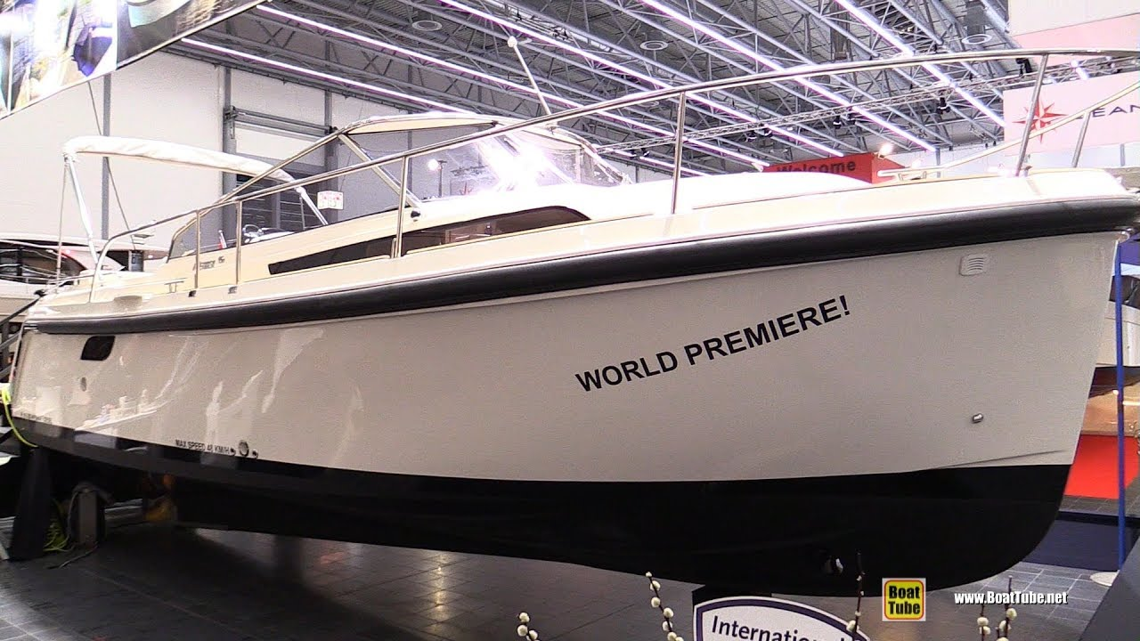 2020 Interboat Intender 950 Motor Boat – Walkaround Tour – 2020 Boot Dusseldorf – 長さ: 2:47。