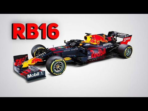 Redbull RB16 RB 16 Unveiled | F1 2020 Car Reveal – 長さ: 1:30。