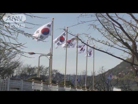 日本政府の水際対策強化に韓国と中国では・・・(20/03/06) – 長さ: 0:51。