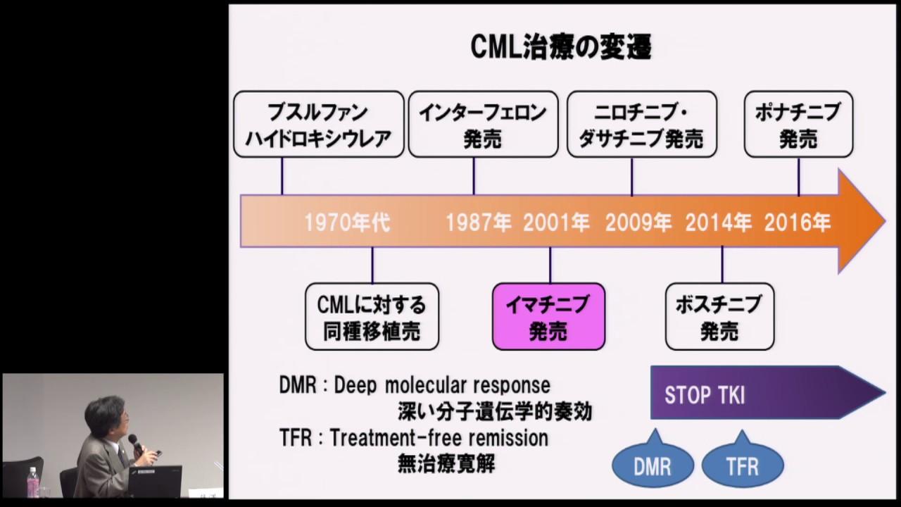かながわ血液がんフォーラム「慢性白血病(CML/CLL)」 – 長さ: 1:04:37。