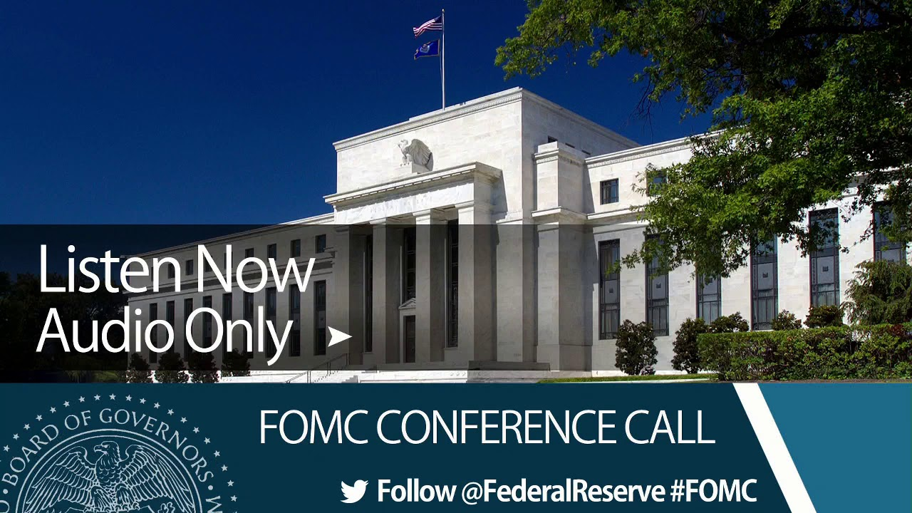 FOMC Press Conference Call March 15, 2020 – 長さ: 42:17。