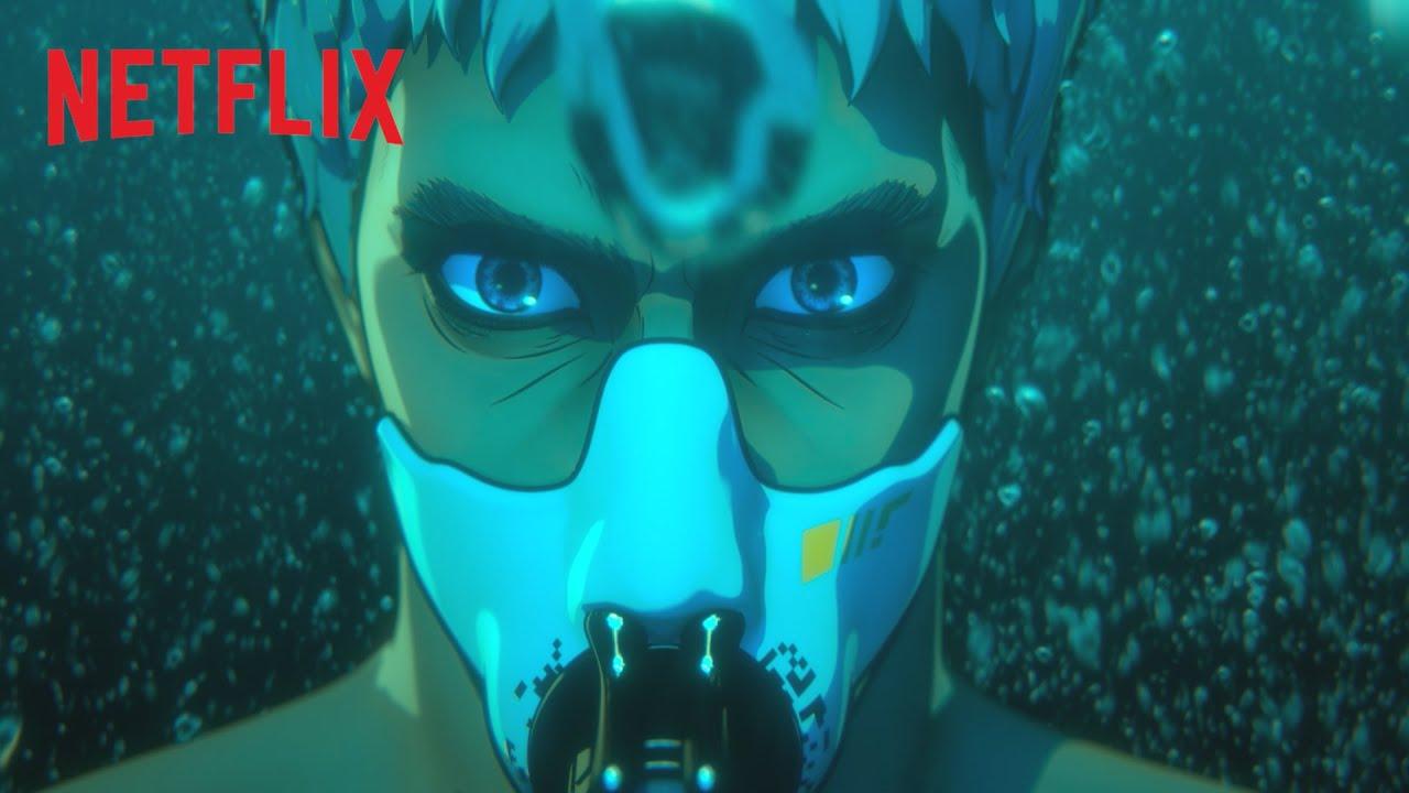 ヤクザ版の攻殻機動隊! 約1時間のNetflixアニメ『オルタード・カーボン:リスリーブド』を見てみたら24話先が気になった