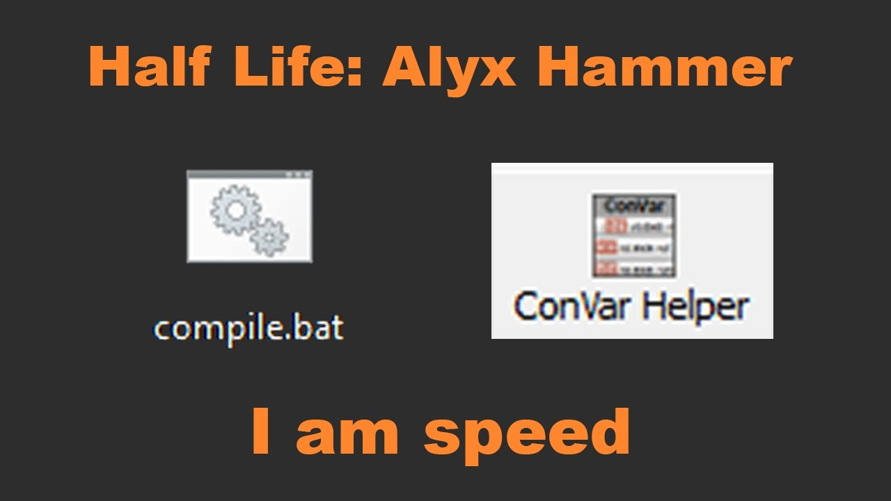 Half Life Alyx SDK –  How to speed up the testing workflow – 長さ: 6:22。