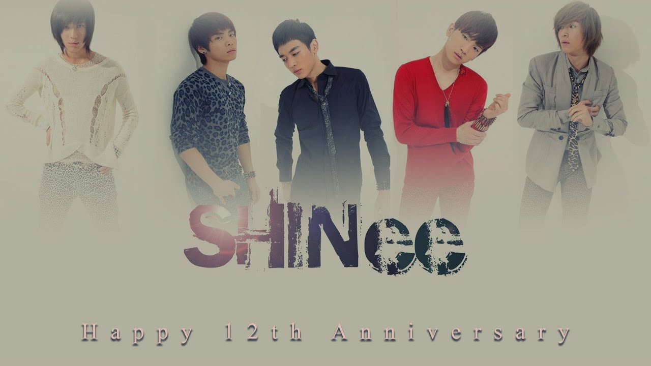 Happy 12th Anniversary SHINee 2020 – 長さ: 6:39。
