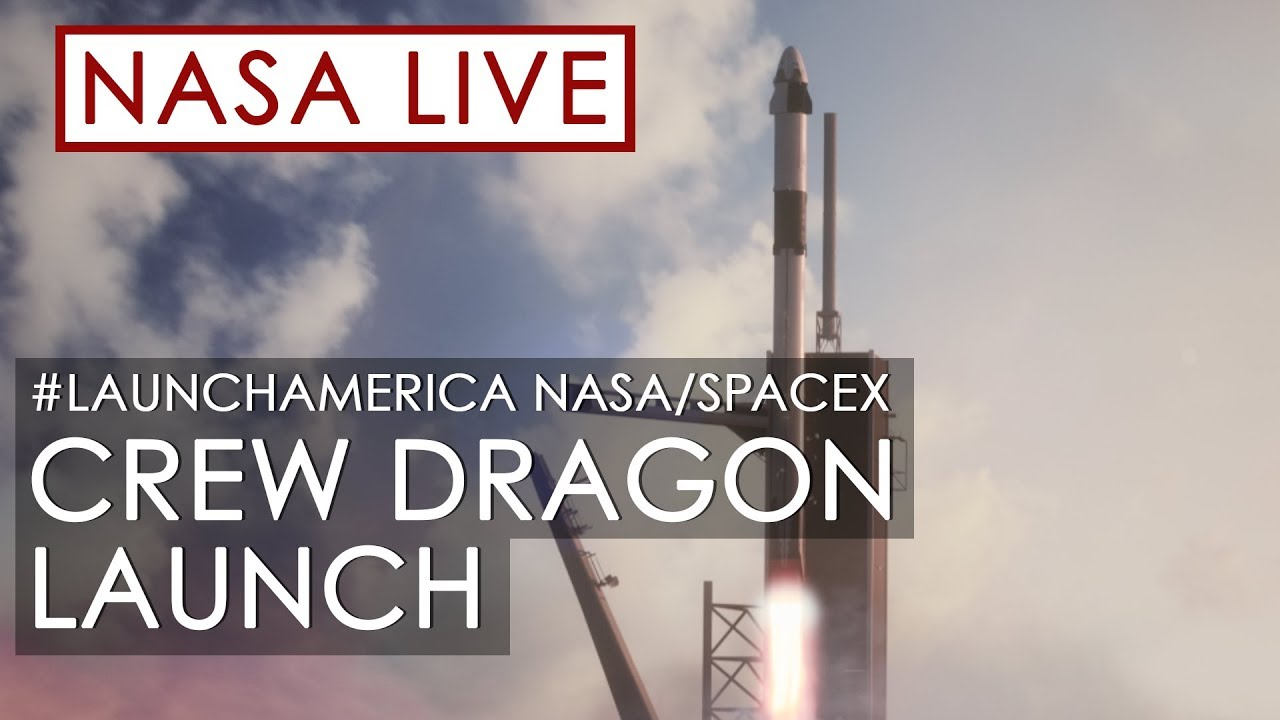Making History: NASA and SpaceX Launch Astronauts to Space! (#LaunchAmerica Attempt May 27, 2020) – 長さ: 6:00:26。