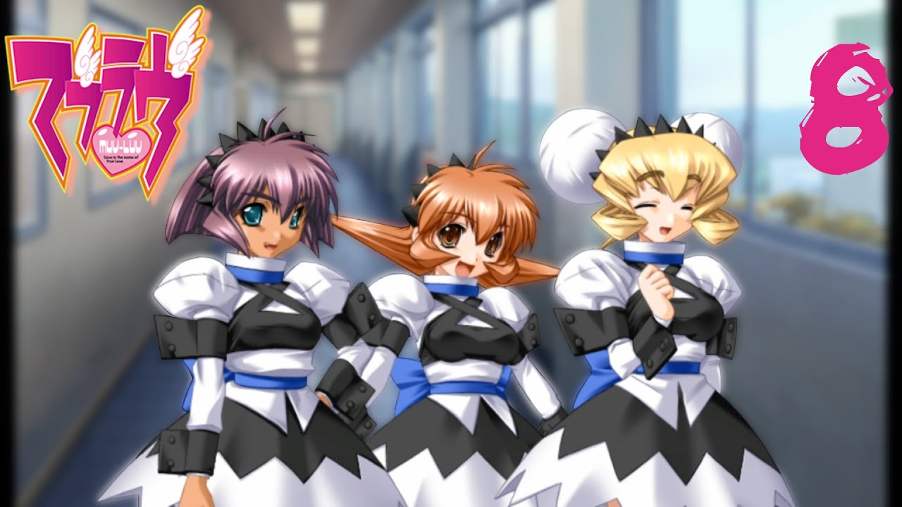 More Lunchtime Mayhem | Muv Luv Extra – Sumika's Route – Part 8 – 長さ: 30:04。