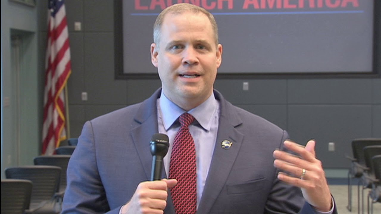 NASA Administrator Makes Statement After Scrub of SpaceX Demo-2 Launch – 長さ: 2:24。