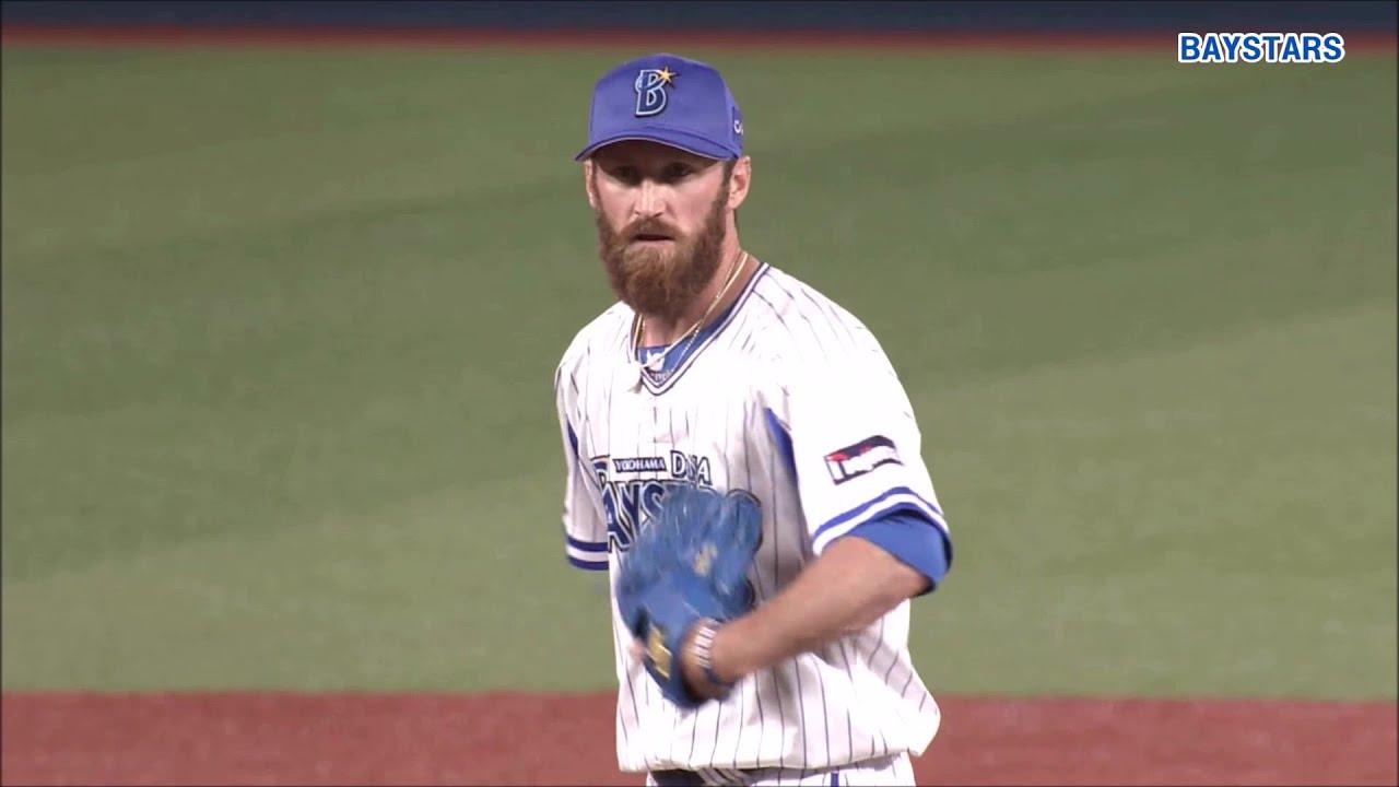 横浜DeNAベイスターズ S.パットン投手 全投球(2020.6.28) – 長さ: 8:16。